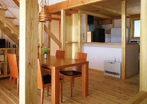 旭区の建築士事務所に木造住宅・健康住宅を依頼するなら