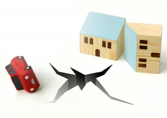 耐震リフォームが必要な家の特徴