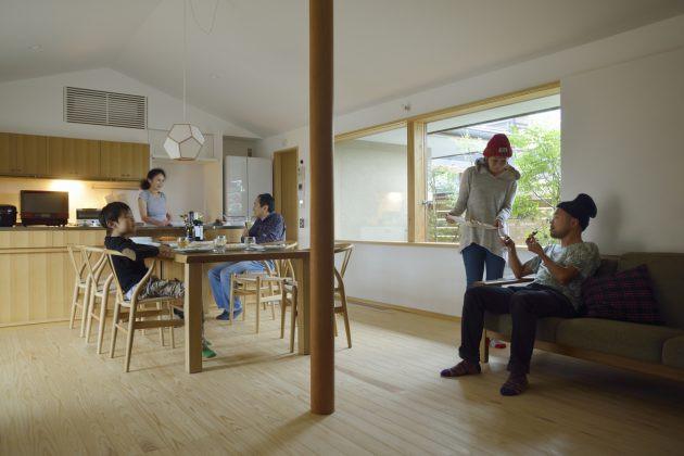 注文住宅で意識したい生活動線とは~二世帯住宅でも動線を工夫しよう~